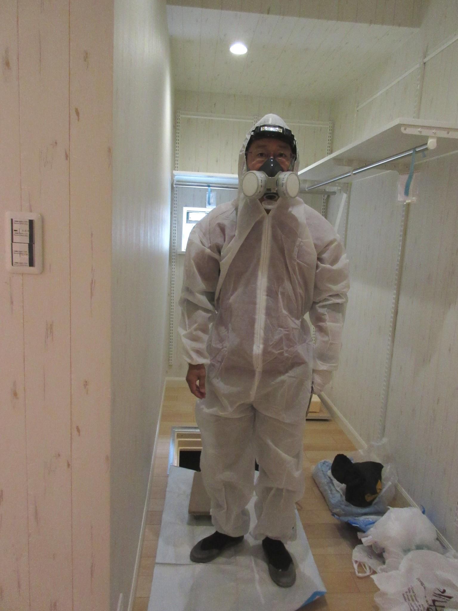 新築一戸建ての床下調査