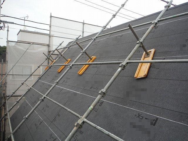 新築一戸建て工事中のチェックポイント⑪ 防水工事