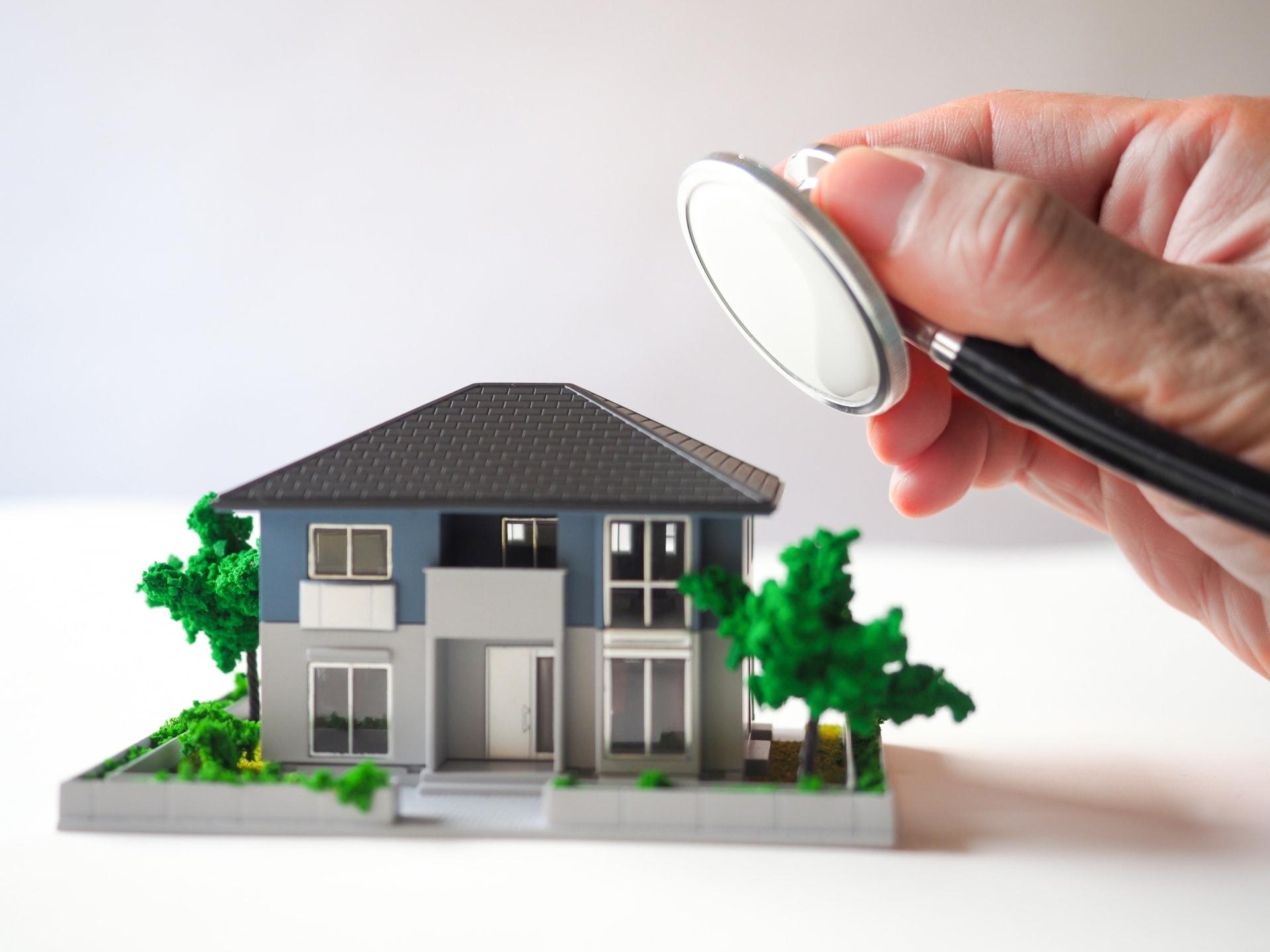 建物状況調査&住宅診断(ホームインスペクション)