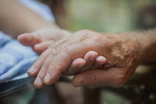 住人同士の助け合い